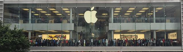 Apple Queue Social Proof