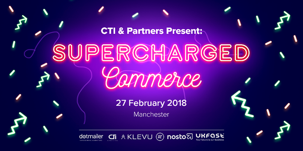 Supercharged Commerce