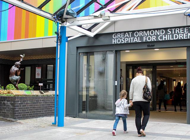 Great Ormond Street Hospital Case Study