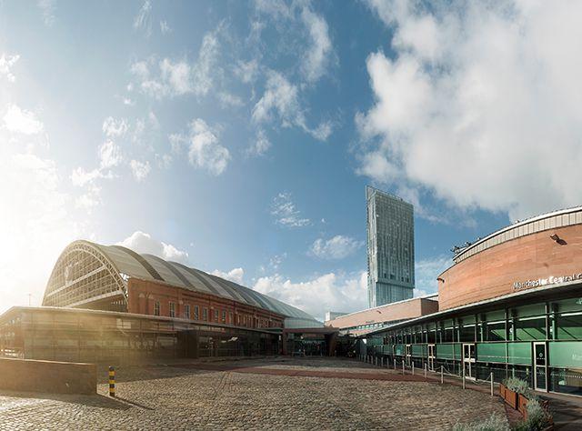 Manchester Central Drupal Development