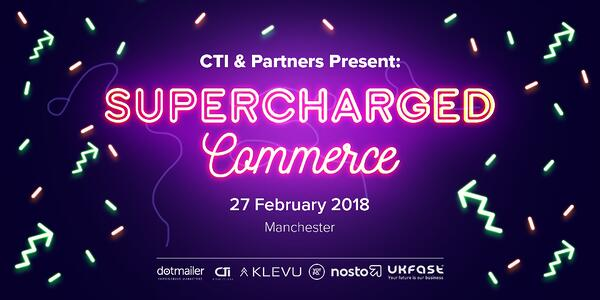 Supercharged Commerce 2018