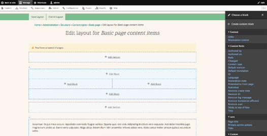 Layout-Builder-template-mode