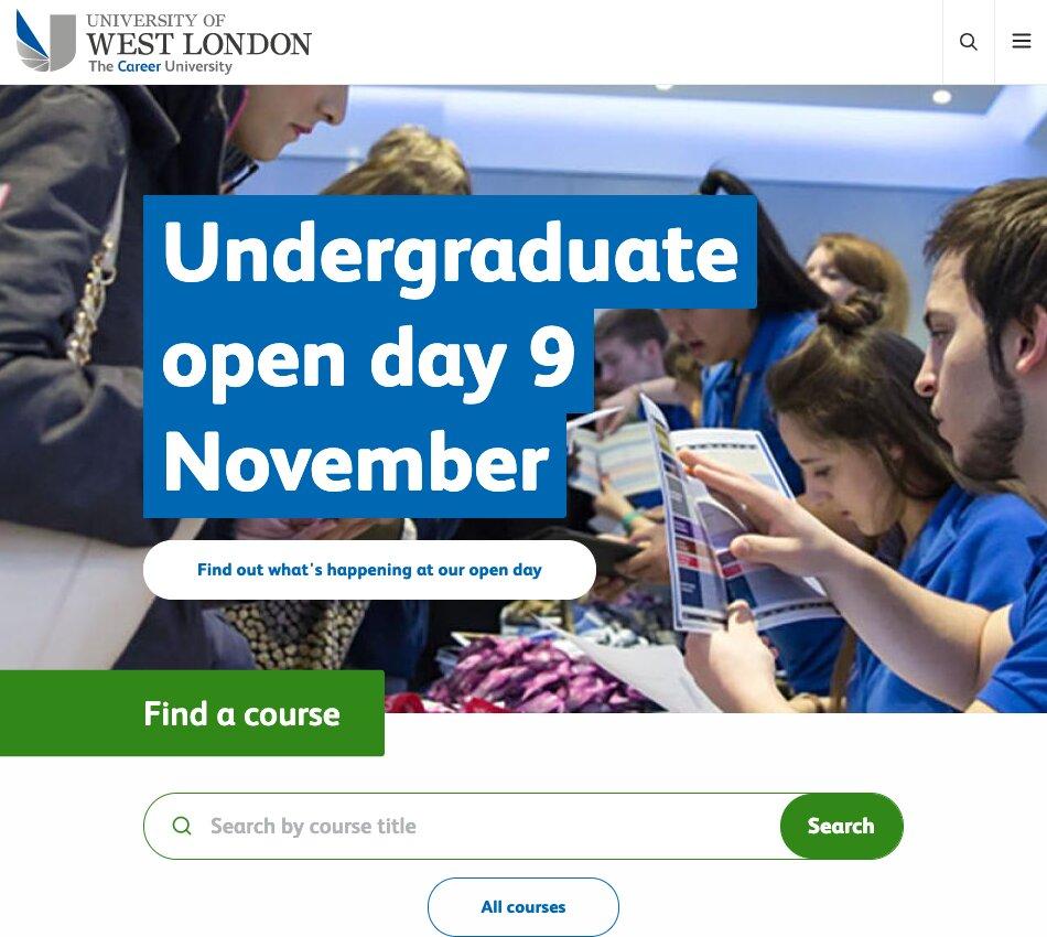 Uni-west-london