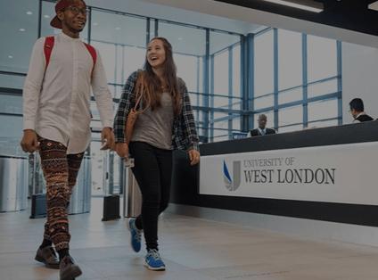 University of West London UX case study