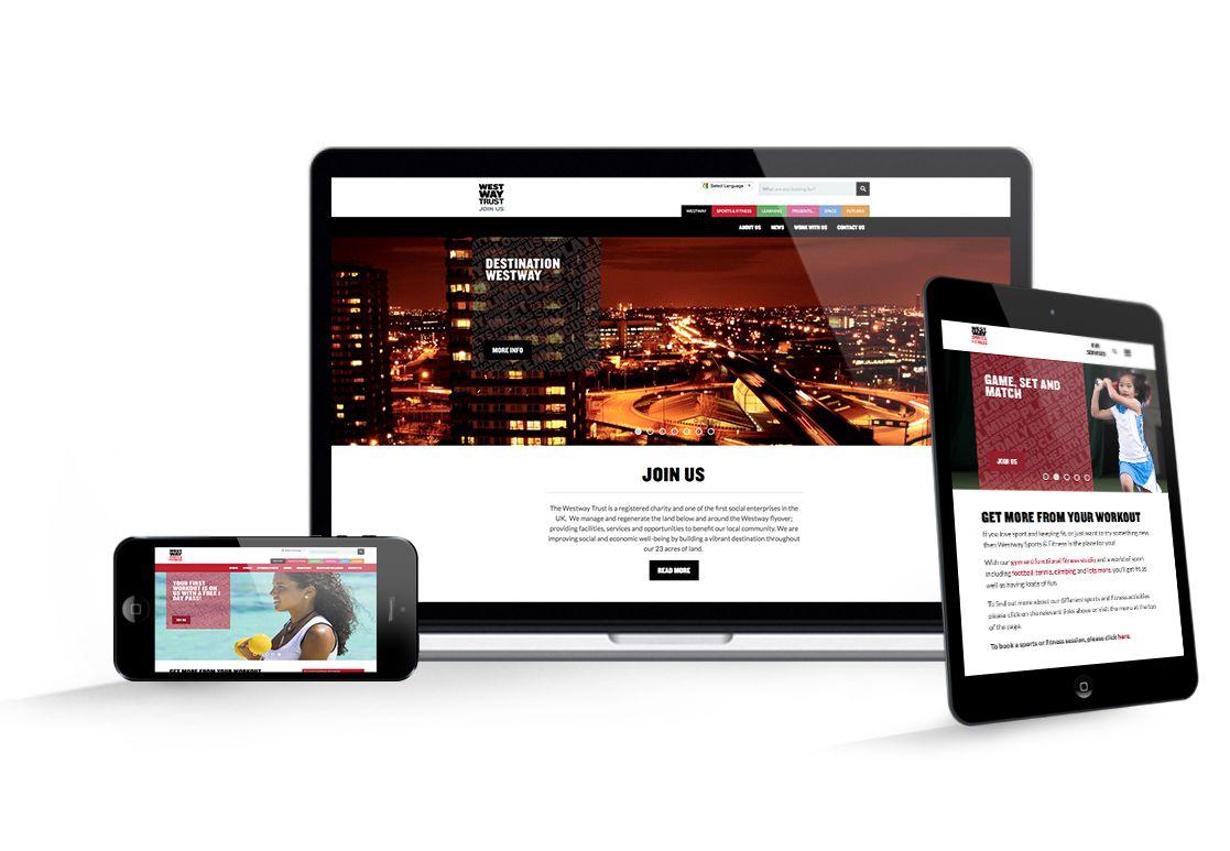 Westway website