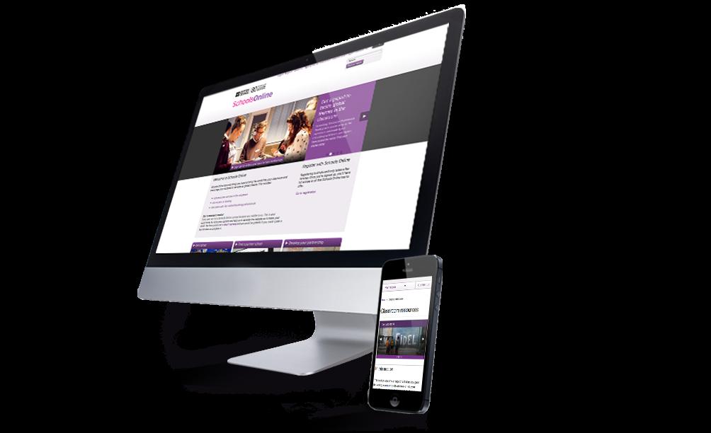 British Council ISA website