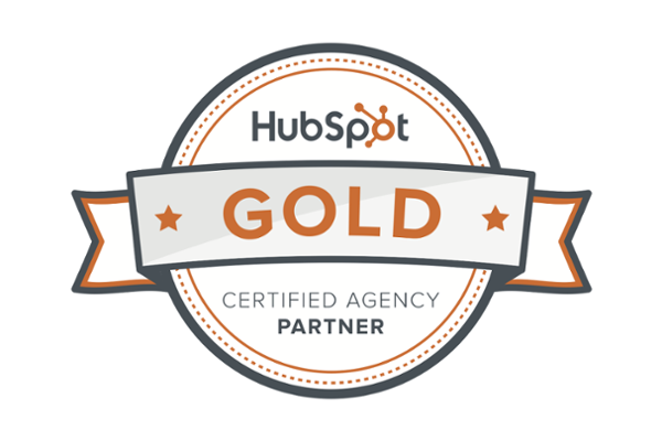 HubSpot Gold certified partner CTI Digital