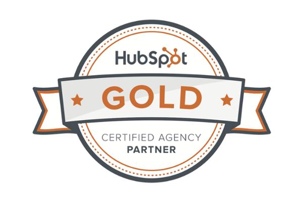 HubSpot Gold certified partner CTI Digital