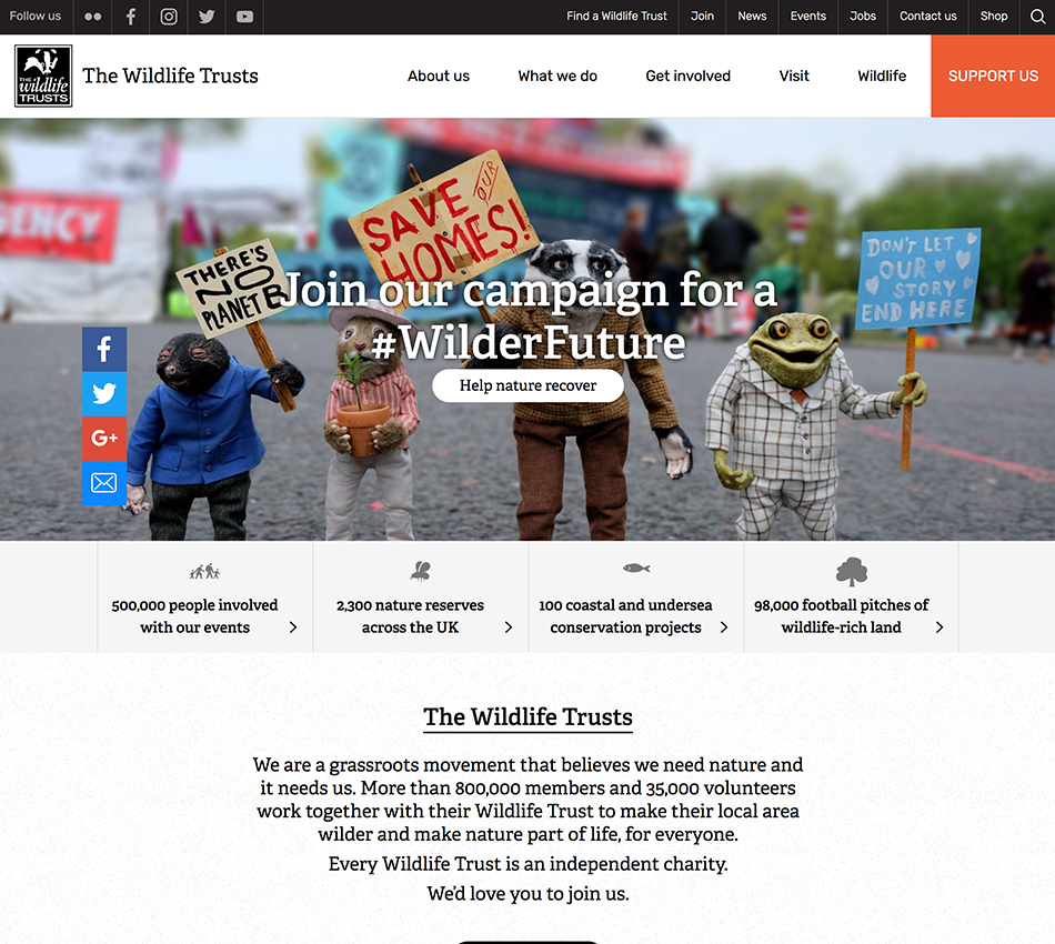 LR Wildlife Trusts