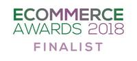 eCommerce Awards FINALIST 2018 logo