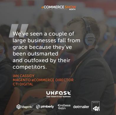 Ian Cassidy on eCommerce Platform Selection