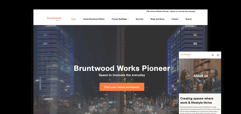 bruntwood works site