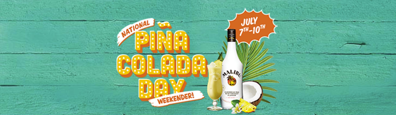 Do you like Piña Coladas? We sure do!