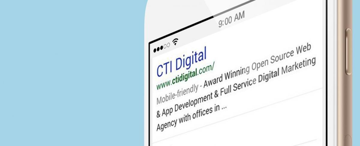Google announces mobile friendly search as a ranking factor