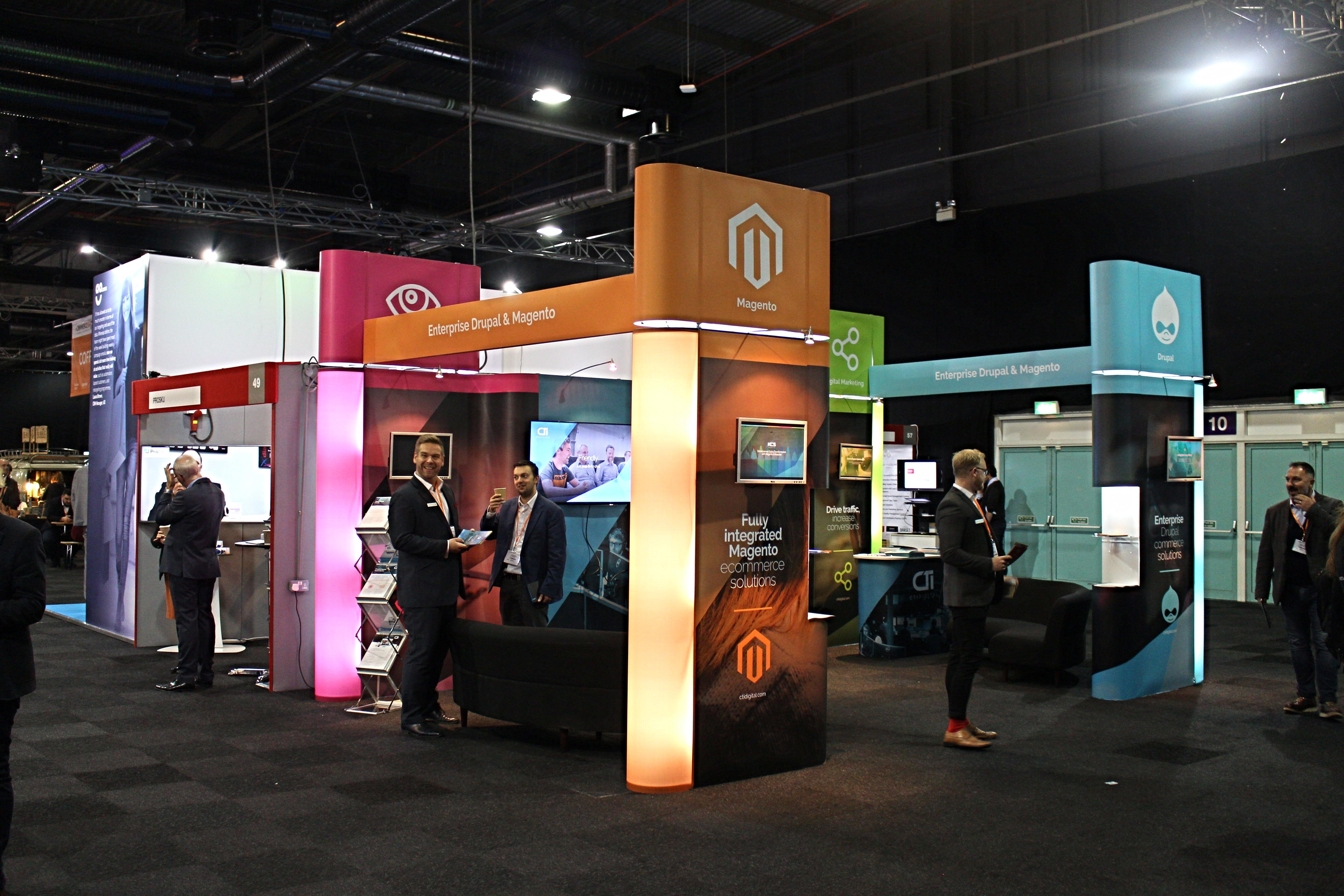 CTI at eCommerce Show North 2017