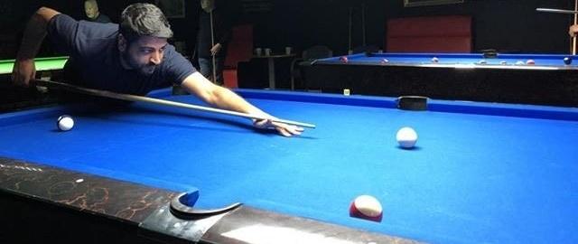 The Annual CTI Pool Tournament
