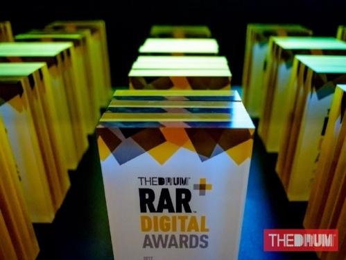 RAR Digital Awards 2018