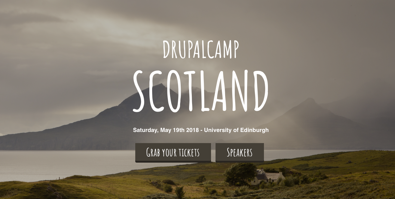 CTI's Own Rakesh James to Speak at DrupalCamp Scotland