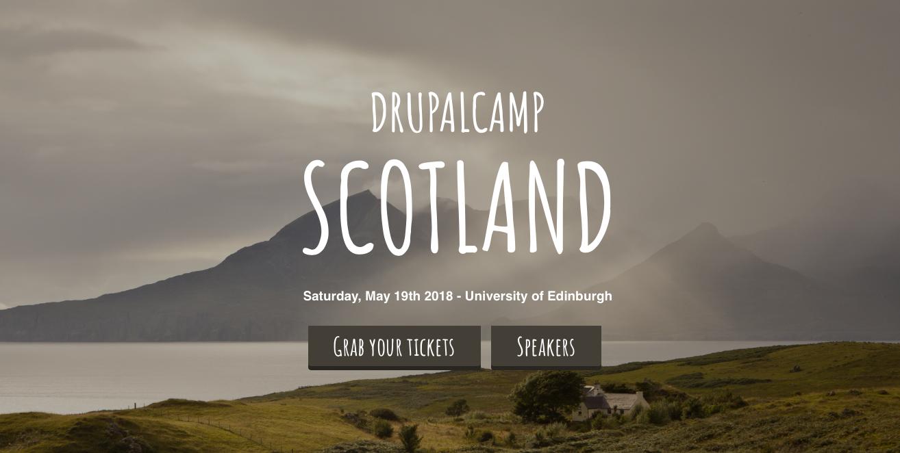 CTI's Own Rakesh James to Speak at DrupalCamp Scotland