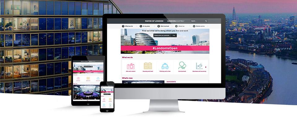 The Digital Transformation of London.gov.uk