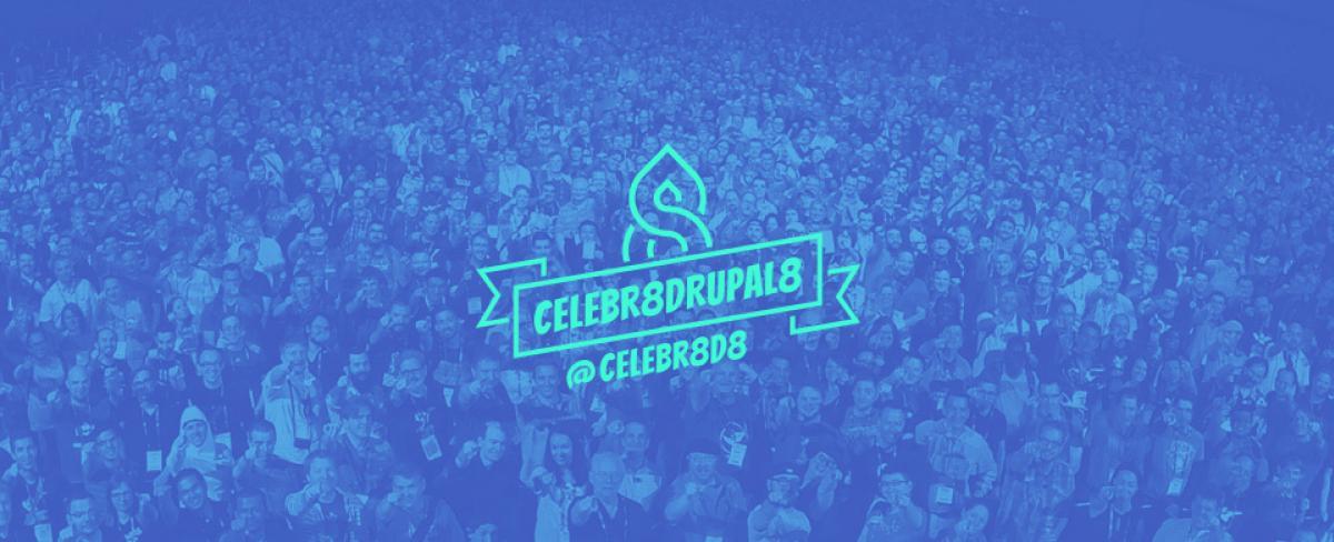 Celebr8 Drupal8