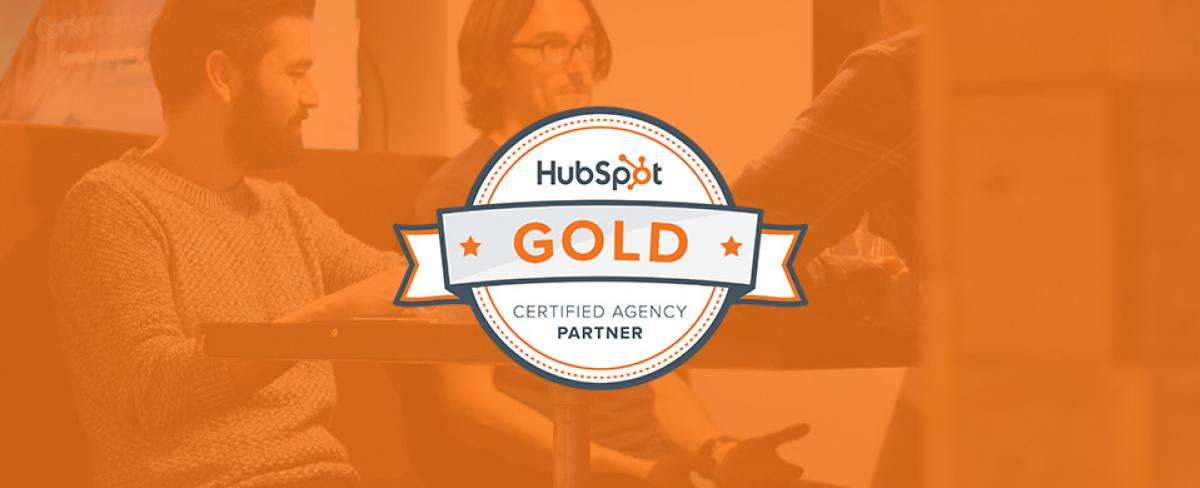 CTI are HubSpot Gold Partners