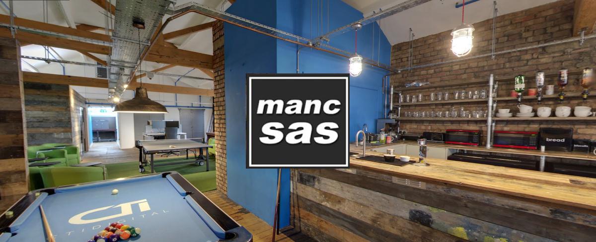 We're hosting the next MancSAS!