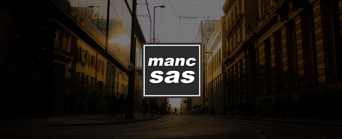 Join us for lightning talks at MancSAS