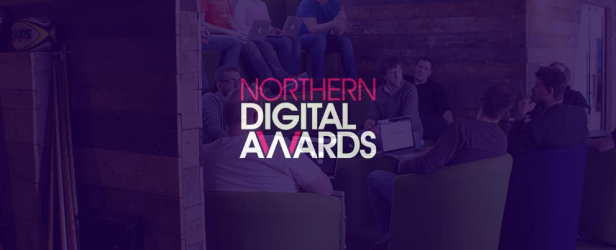 Fingers crossed and eyes peeled...we've made the shortlist!