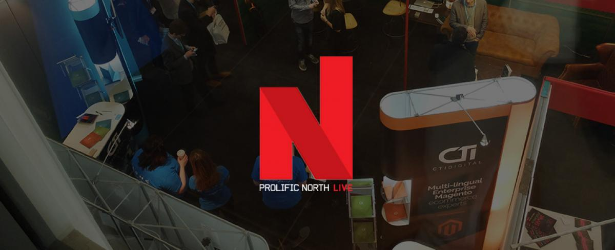 The very first Prolific North Live!