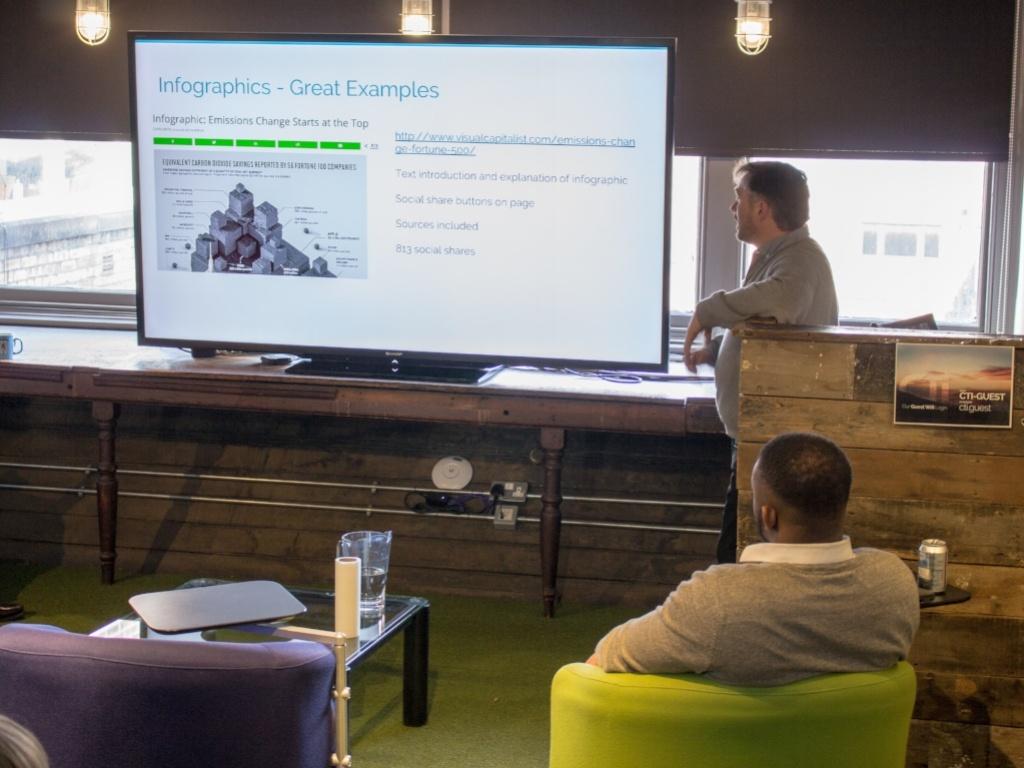 Google Analytics Training May