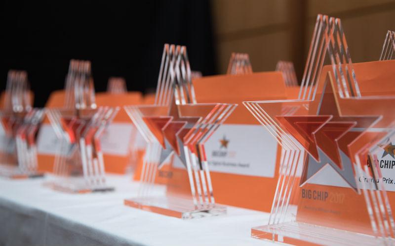CTI Digital Shortlisted for Big Chip Awards 2018