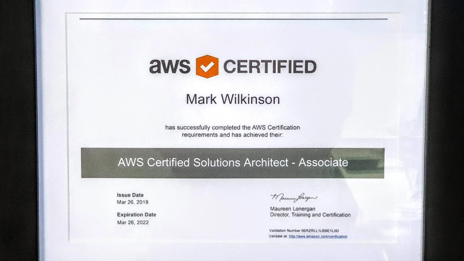 CTI Digital: AWS Certified Agency!