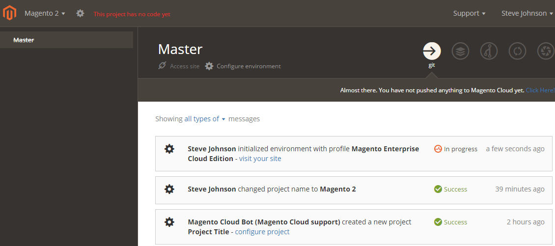 Magento Launches - Magento Commerce Starter Edition