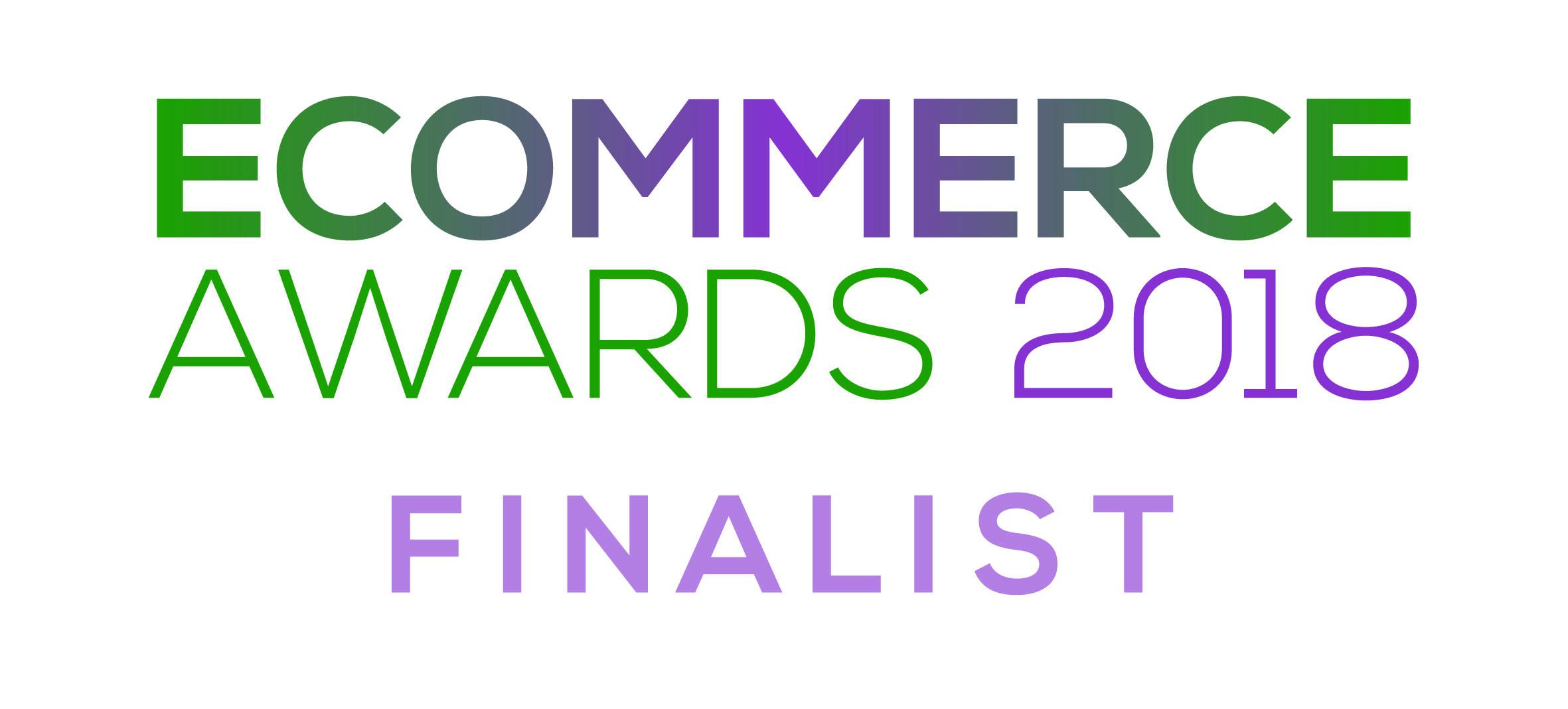 London eCommerce Awards 3X Finalists!