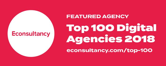 CTI Named Amongst the Top 100 Digital Agencies 2018