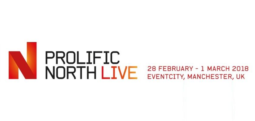 Prolific North Live 2018