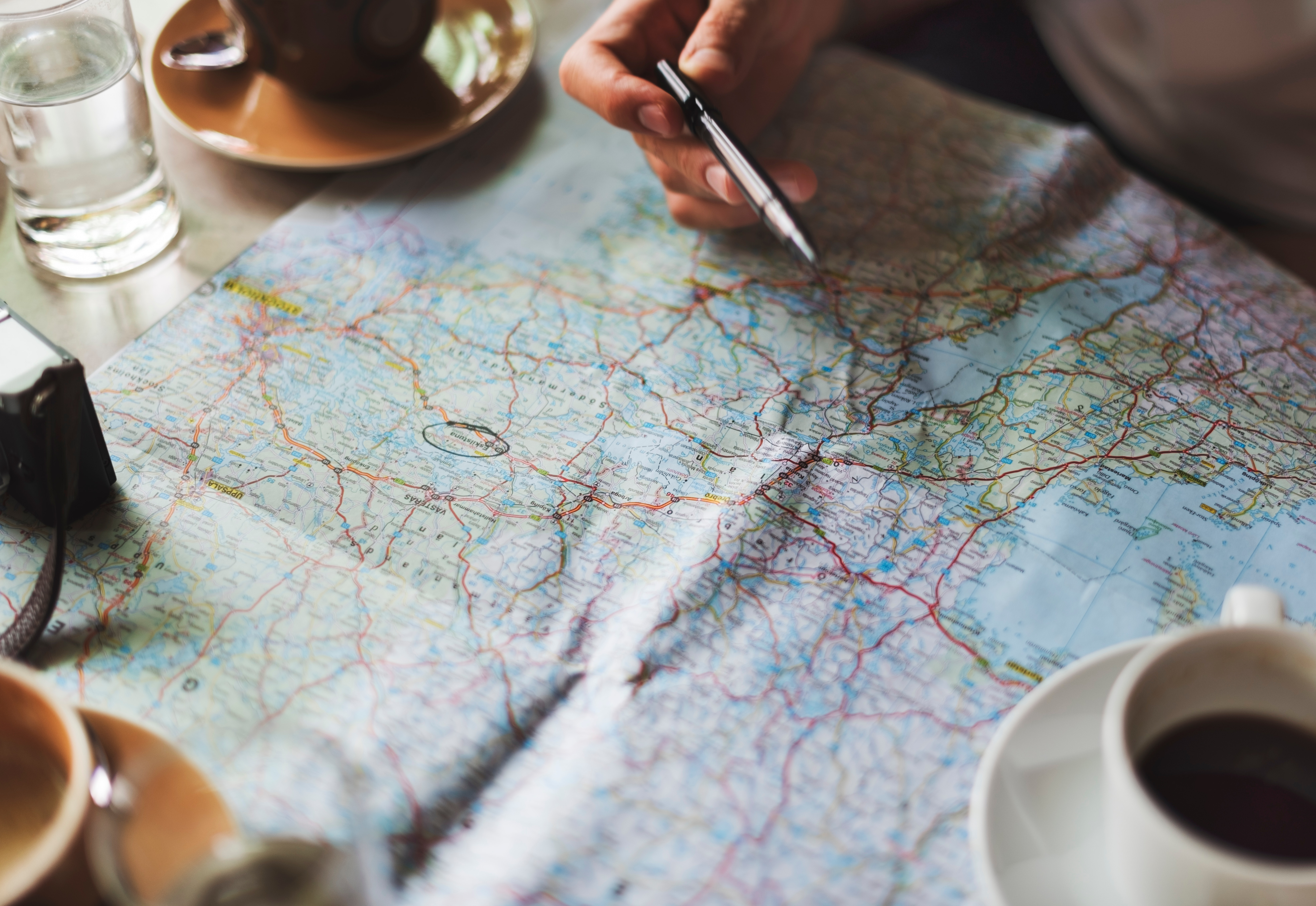 The path to mapping user journeys